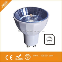 Patent lens 30 60 degree dimmable LED spot lighting 500LM