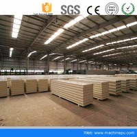 Factory supply Cold Storage Room polyurethane panels for Cheese storage