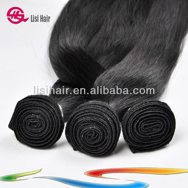 aaaaa Hot Most Popular Good Quality First Class 100% Non Processed Brazilian Hair