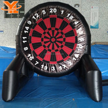 Attractive Inflatable Golf Dart Games, Inflatable Golf Board Dart