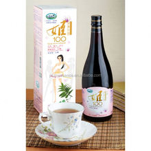 100% Natural Herbal Slimming Tea made from Plum Juice Extract in Bulk Stock
