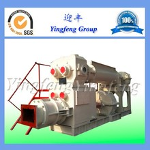 YingFeng Factory Delivery JZK40 clay bricks making and burning machine