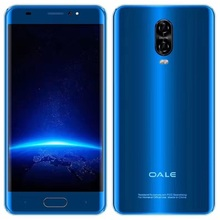 celular OALE X3 Unlocked cellular phone 5.5 inch 6580 Quad Core RAM 1GB ROM 16GB 8MP front fingerprint 3G Android Mobile phone