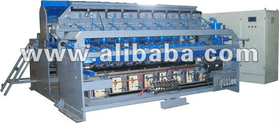 Wire Mesh Fence Welding Machine