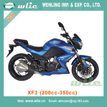Factory direct kaxa dirt bike kawasaki 4 stroke japanese CHEAP street racing motorcycle XF3 (200cc, 250cc, 350cc)