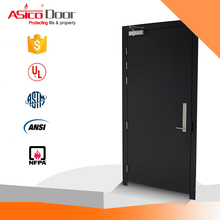 ASICO Single Leaf Strong Steel Soundproof Acoustic Room Door For Home