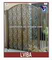 Fashion Hot Sale Wrought Iron Gate Designs,Main Iron Gate design,Home Safety Main Gate Design