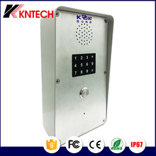 stainless steel basic sip phone SOS emergency basic big button telephone SIP door phone
