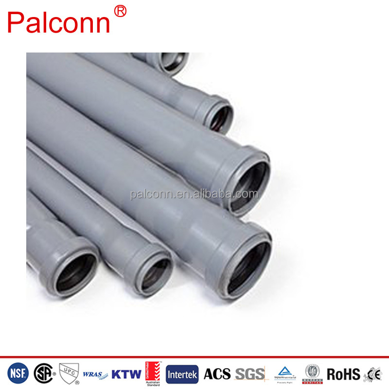 2017 HOT SELL PVC Pipe UPVC tube CPVC pipes and Fittings For Domestic Water Drainage
