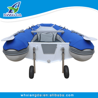 small aluminum rafting boat price