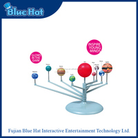 Wholesale DIY solar system model educational toy for kids
