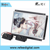 10in frameless touch screen lcd monitor