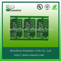 1oz copper pcb design service for large keypad with large screen mobile phone