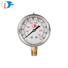 15-15000 psi Reasonable Prices Hydraulic Fuel Pressure Gauges
