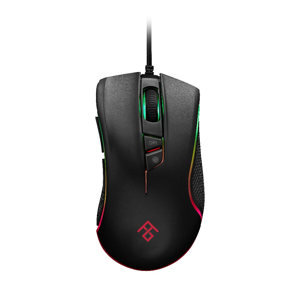 7D RGB gaming mouse with PMW3310 sensor