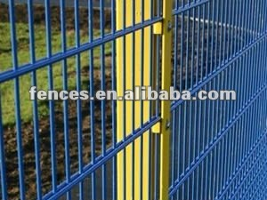 wrought iron galvanized wire fencing