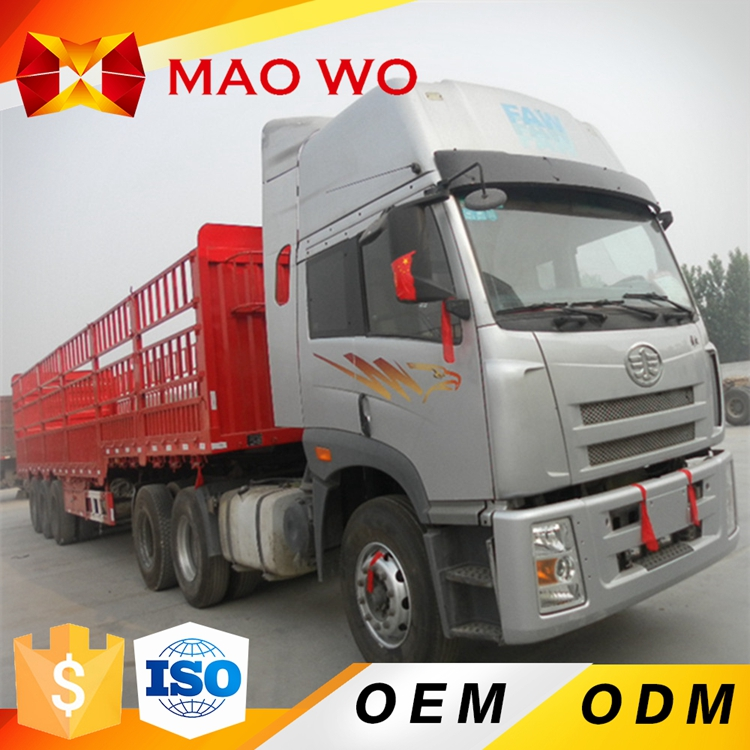 2015 brand new best quality jac tractor tow truck for sale