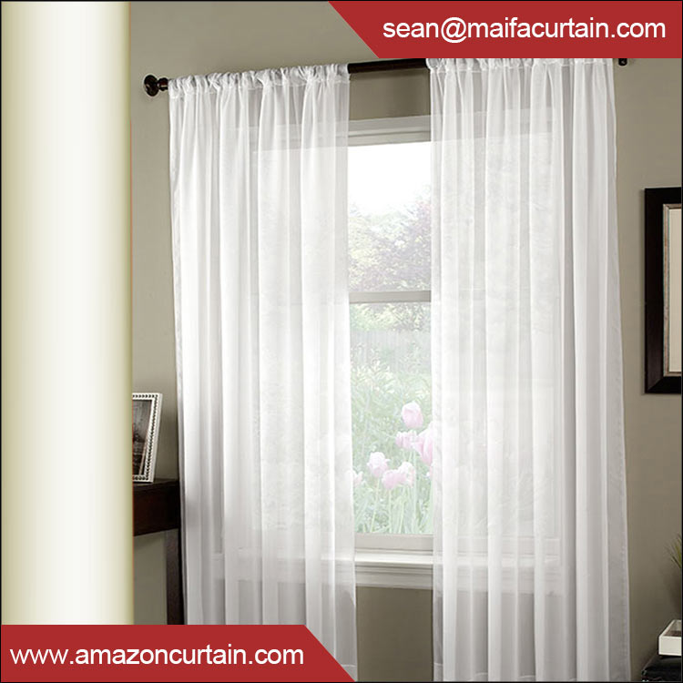 2016 new design curtains voile window whitecurtain sheer for 2016 window design