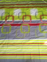 China supplier 100% polyester brushed microfiber printed polyester bedsheet fabric stock lots