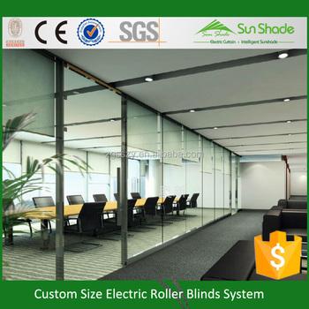 Motorized Roller Blinds Roller Shades Remote Control