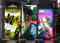 apollo banner flex Advertising LED Light Box