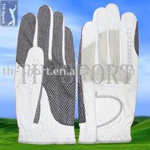 Anti-slip White Waterproof golf glove