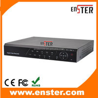 stand alone dvr recorder,4CH network dvr player,Support for previews mobile phones
