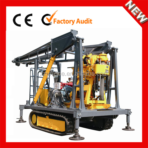 Good Performance Underground Water Well Drilling Machine Price