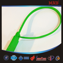 MDT11 405mm length pull tight rfid plastic cable tie tag
