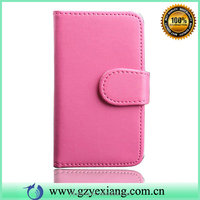 Custom Handy Cover For Huawei Y210, Design Leather Case For Ascend Y210