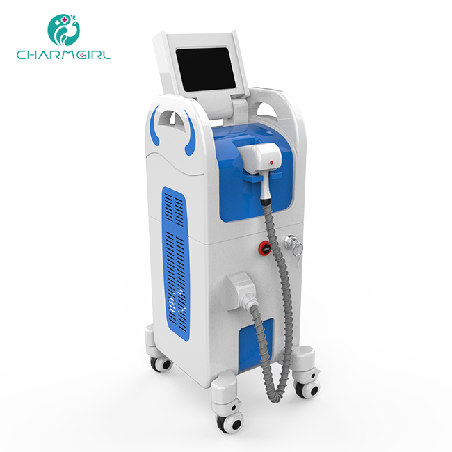 Hot sale professional 808nm diode laser painless permanent hair removal machine