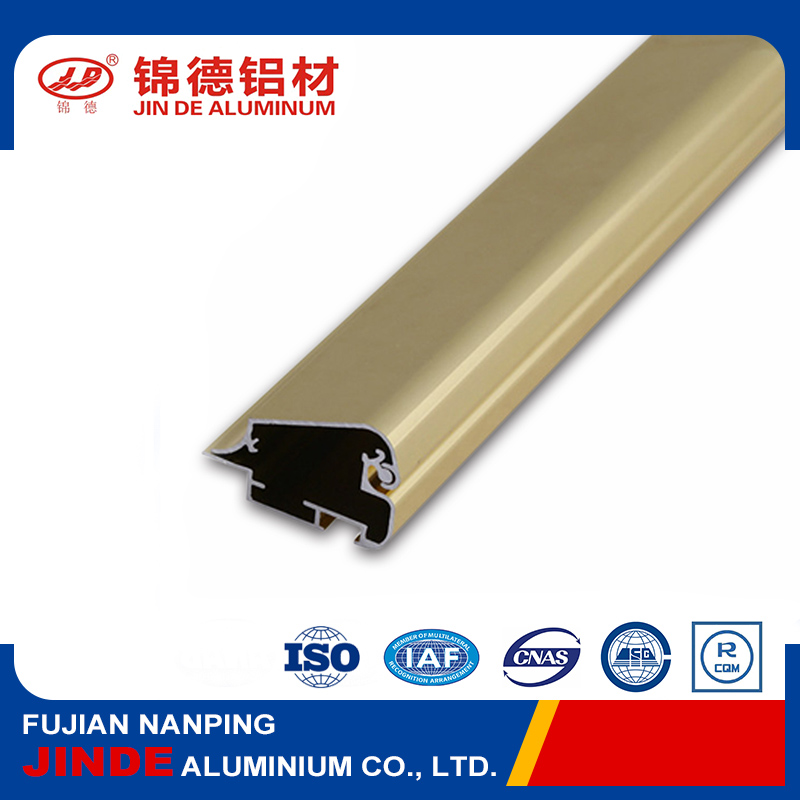 Custom extrusion aluminum prices in China