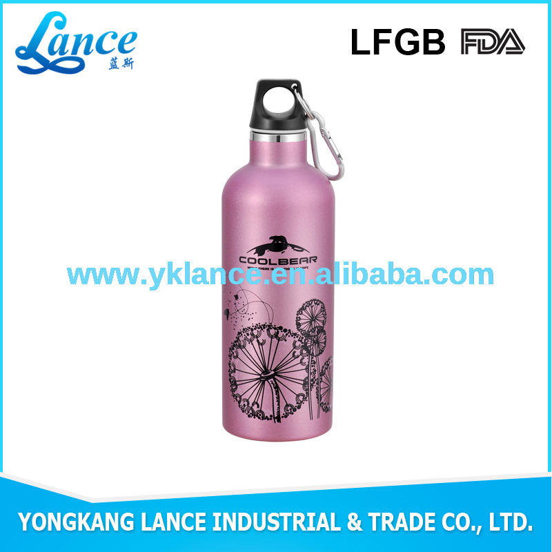 Best selling high-end water bottle