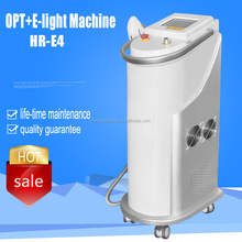OPT Quick Hair Removal Vascular Removal Freckle Removal photo-rejuvenation IPL machine
