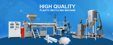 Austria White Milk Bottle HDPE Flakes Water Ring Die Face Cutting Double Stage Plastic Recycling Machine Factory Price Model