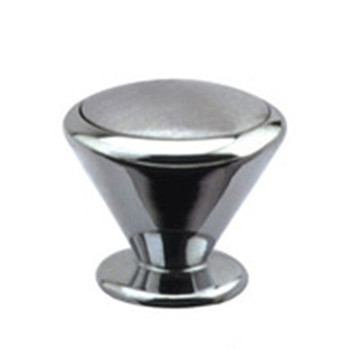 stainless steel furniture knob