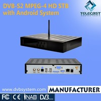 IP Box Satellite Receiver