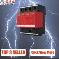 Widely Used Electric Equipment Protective Device 3P /385V surge protector for power system