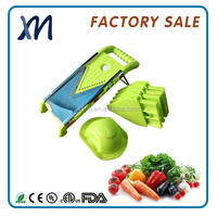 2016 new design product factory sale oem v blade mandoline food slicer