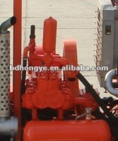 "4.5""x5"" piston type drilling mud pump"