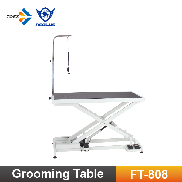 FT-808 Low-Low Electric Lifting Grooming Table