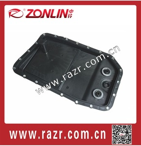 ZL-BM1004 Auto transit oil pan with filter inside for Land rovers LR007474 / LR 007474