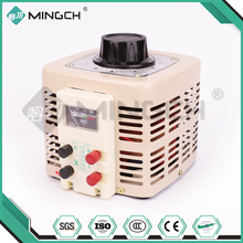 MINGCH Single-Phase Automatic Voltage Regulator Variac / Variable Transformer