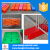 New Zealand/Australia Market Plastic Temporary Fence Post Base