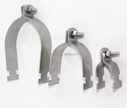 unistrut pipe clamp for pvc pipe fitting