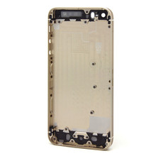 OEM Metal Replace Battery Door Housing Back Cover Case For iPhone 5S