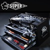 SUPERTOOL Professional Mechanic Tool Set With
