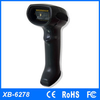 XB-6278 2d USB/PS/2/RS232 ticket barcodes reader