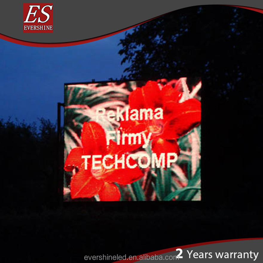 High quality outdoor P6 led display hd xxx china full color video screen hd sexy image