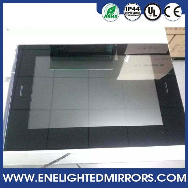 "OEM American Hotel Project 22"" 26"" 32"" 42"" Luxury mirror lcd tv bathroom type mirror TV"